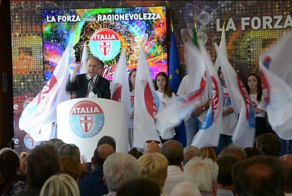 Lorenzo Cesa a Fiuggi