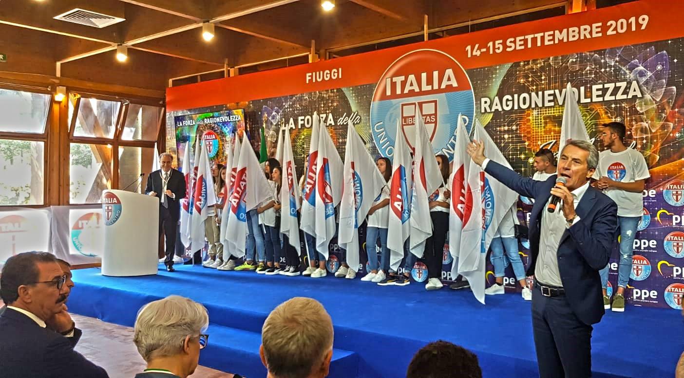 Festa Fiuggi UDC Sicilia