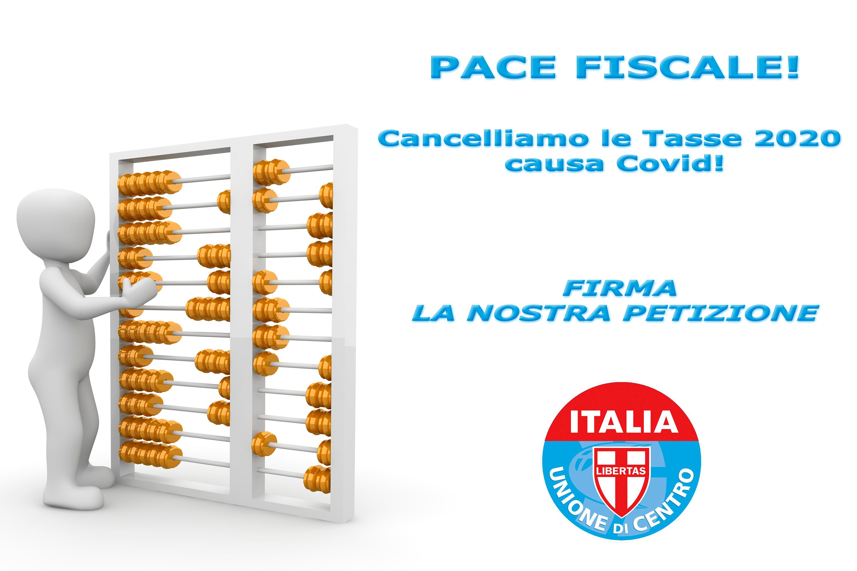 Pace Fiscale Udc Italia